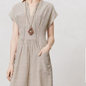 Anthropologie Lil Love First Blush Dress